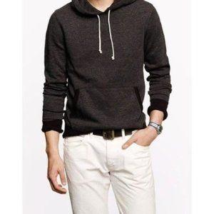 J. Crew Men's Vintage Fleece Hoodie Sweatshirt